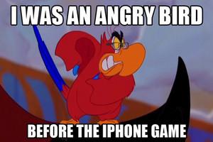 Angry Iago