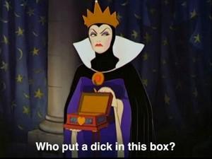 Funny Evil Queen