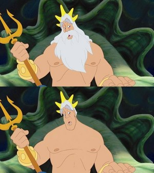 Triton Without A Beard