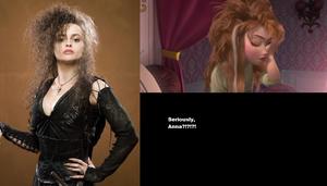 Anna's Alter Ego