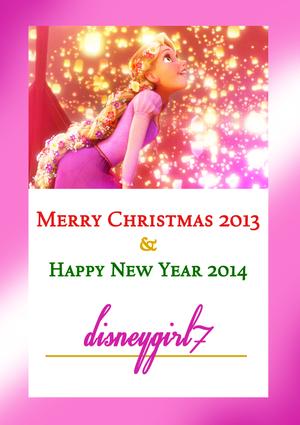 Merry natal disneygirl7!