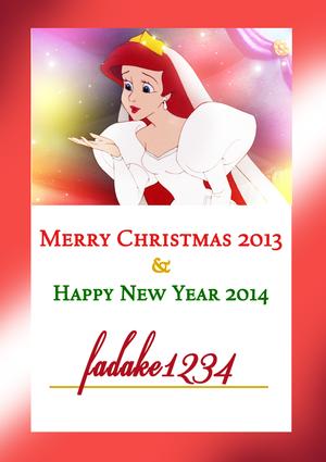Merry natal fadake1234!