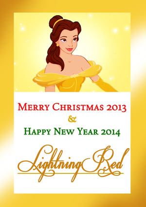Merry krisimasi LightningRed!