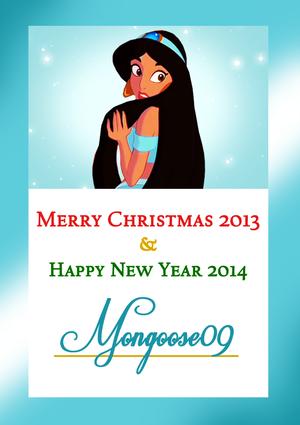 Merry Рождество Mongoose09!