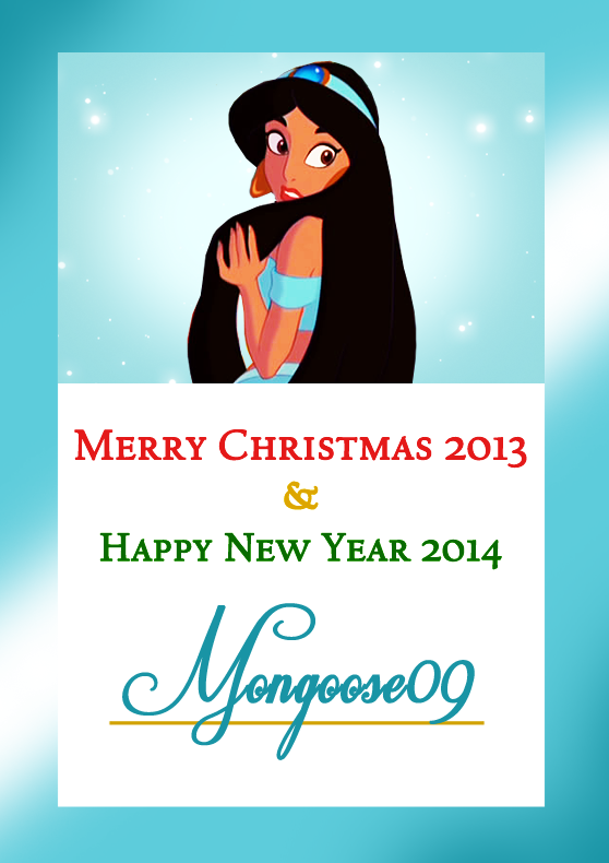 Merry Christmas Mongoose09!