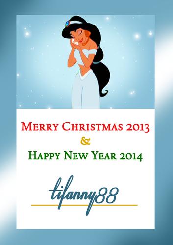 princesas de disney fondo de pantalla entitled Merry navidad tiffany88!