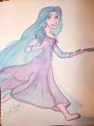 TheDisneyFreak-Rapunzel