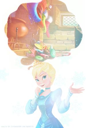 Christmas with Elsa