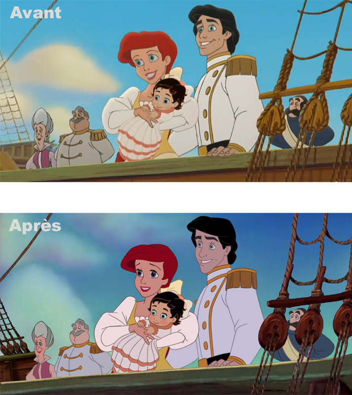 Visual Reboot Tlm 2 Disney Princess Photo 36329861