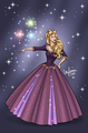 Cory's Aurora Dress Design