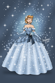 Cory's Cinderella Dress Design