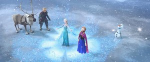 frozen facebook Cover