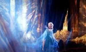 Elsa, powerful and beautiful