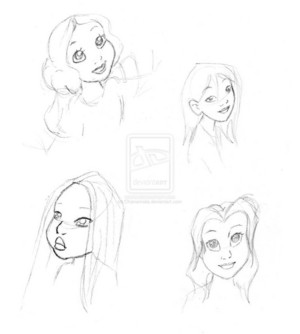Some child sketches