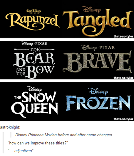 Before Names of Tangled  Brave and Frozen - disney-princess PhotoFrozen Tangled Brave