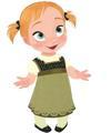 Little Anna - disney-princess photo