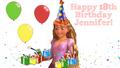Happy Birthday Jennifer! (THEDisneyfreak) - disney-princess photo