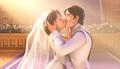 happily ever after kiss - disney-princess photo