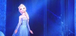Elsa, क्वीन of winter