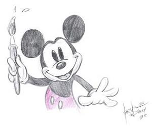 Mickey माउस