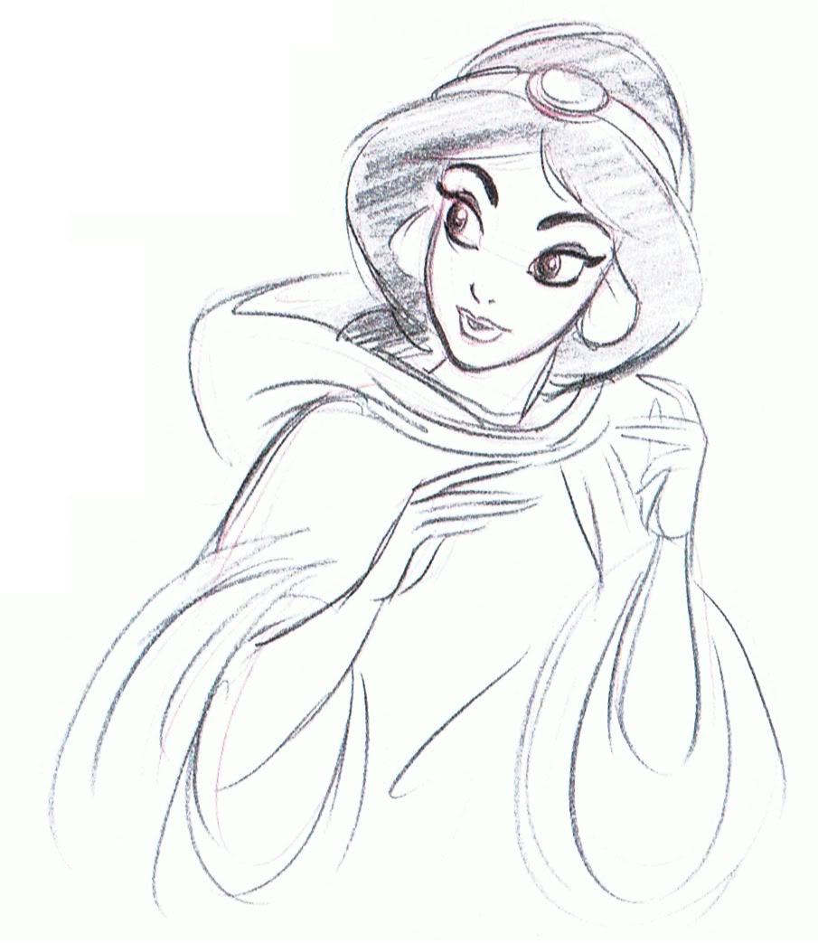 jasmin Sketch
