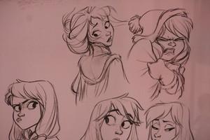 Anna Sketches