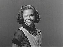 Former Mouseketeer, Cheryl Holderidge