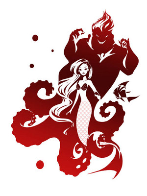 Art bởi Sho Murase for WonderGround Gallery