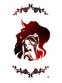 Art by Sho Murase for WonderGround Gallery
