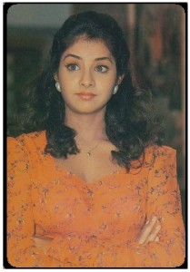 divya bharti wallpaper probably with a portrait titled Divya Bharti