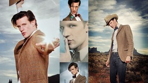 Matt Smith kertas dinding