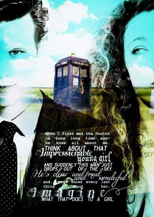 The Doctor and River