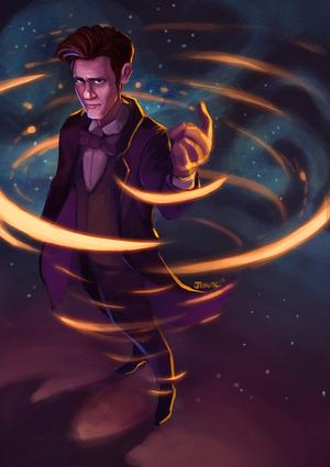 Eleven's regeneration