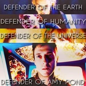 Defender of...