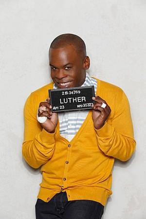 Mugshot Luther
