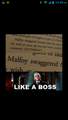 Malfoy swagged - draco-malfoy photo