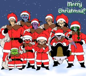 DBZ क्रिस्मस