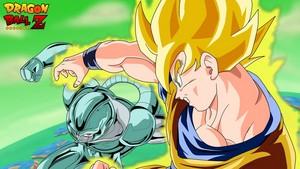*Meta sejuk v/s Goku*