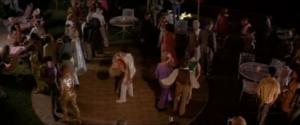 Linda and Bruce dancing