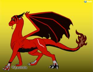 A 火, 消防 Dragon