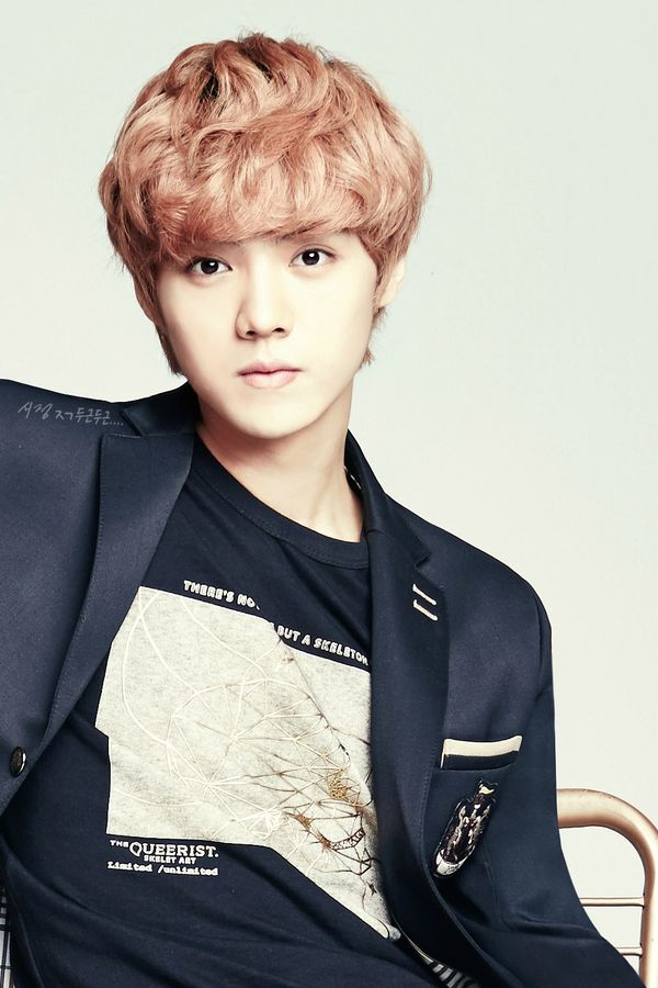 Luhan ( EXO for Ivy Club Magazine) - EXO-M Photo (36304311 ...