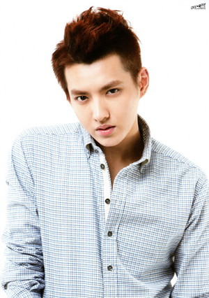 Kris (SMtown week photosets)