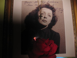Edith Piaf Tribute