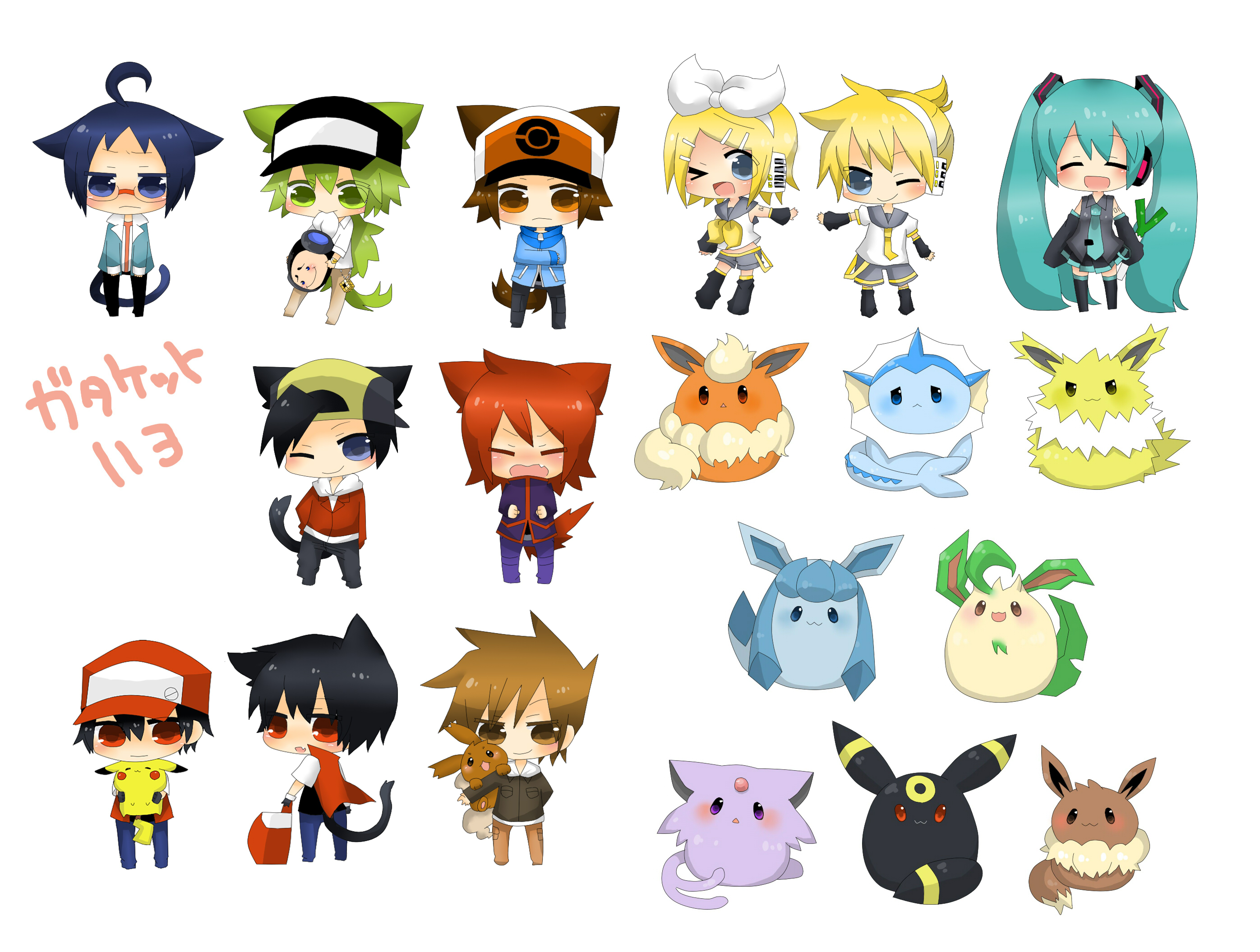 All Things Awesome Eevee S Guild Photo 36320913 Fanpop