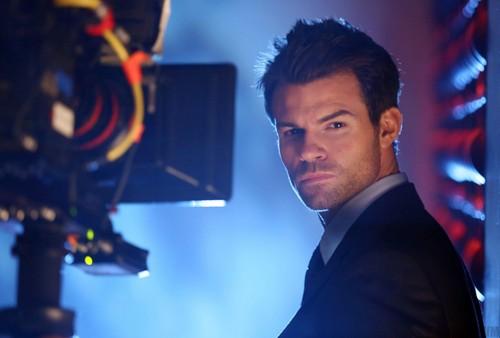 Elijah wallpaper containing a business suit called The Originals Season 1 Promotional foto