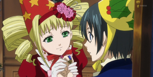Elizabeth and Ciel