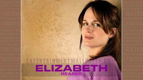 Elizabeth Reaser wallpaper containing a portrait entitled Elizabeth Reaser Wallpaper