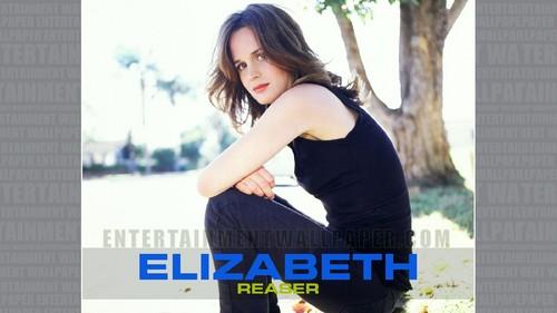 Elizabeth Reaser wallpaper called Elizabeth Reaser Wallpaper