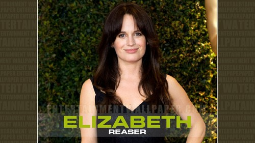 Elizabeth Reaser wallpaper with a portrait called Elizabeth Reaser Wallpaper