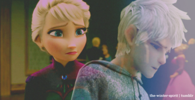 Jack and Elsa/ Invisible